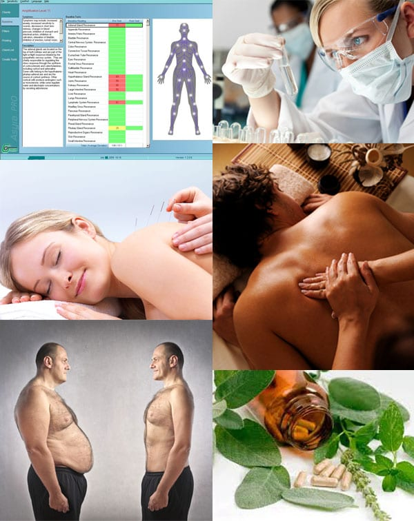 Therapies at Natural Pain Solutions Australia
